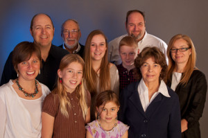 Tina & family
